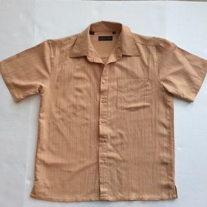 Like New Milano Bay Classic Camp Shirt Men's S